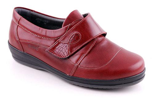 klackskor breda fötter