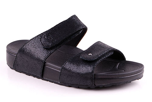 Joya Vienna Black Sandal