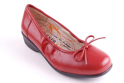 Drucker Ballerina röd