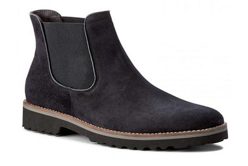 Gabor Chelsea boots Svart