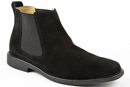 Chelsea Herr Boots Svart