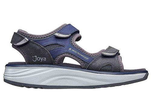 Ergonomiska Sandaler Komodo Grey Blue