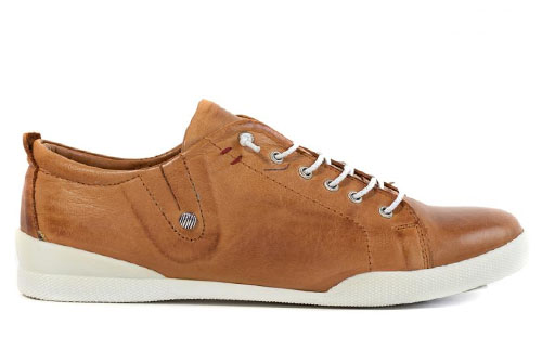 Charlotte Sneaker Cognac