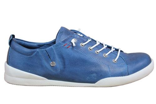 Charlotte Sneaker Jeansblå
