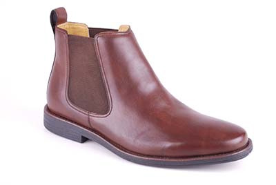 Steptronic Chelsea Boots Brun