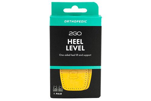 Orthopedic Heel Level
